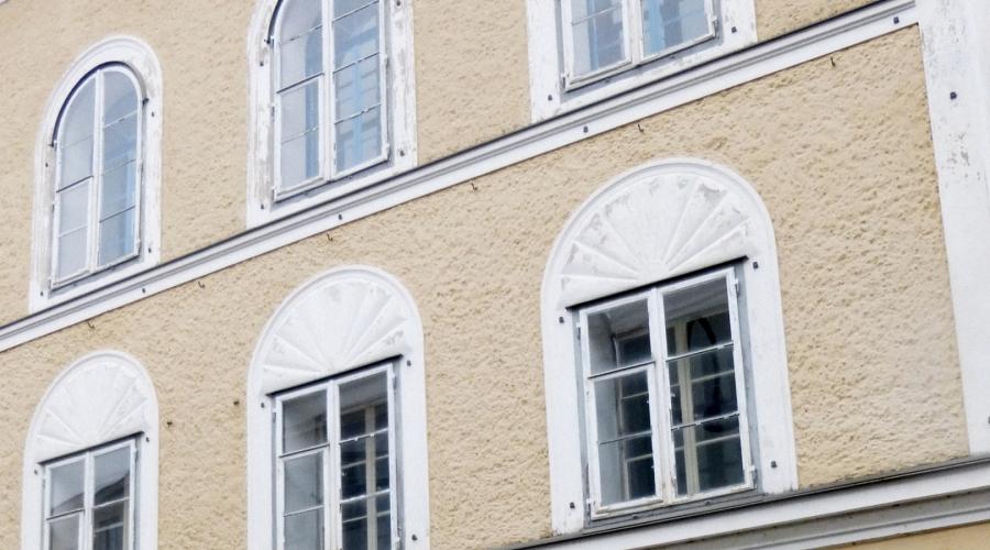 Geburtshaus Adolf Hitlers, Braunau am Inn